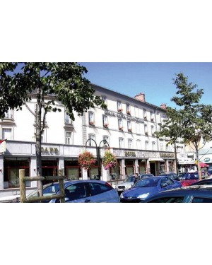 Aurillac in Frankreich