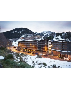 Vall dIncles in Andorra