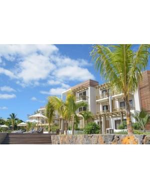 Flic en Flac in Mauritius