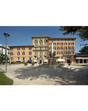 Montecatini Terme in Italien