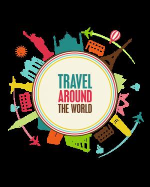 Weltweit reisen: 2 Nächte für Zwei
